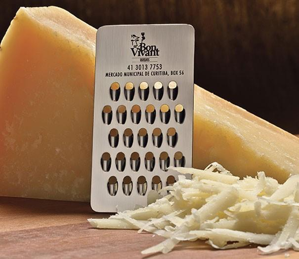 Cheese Grater Ad