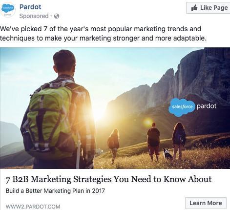 relevant facebook ad images