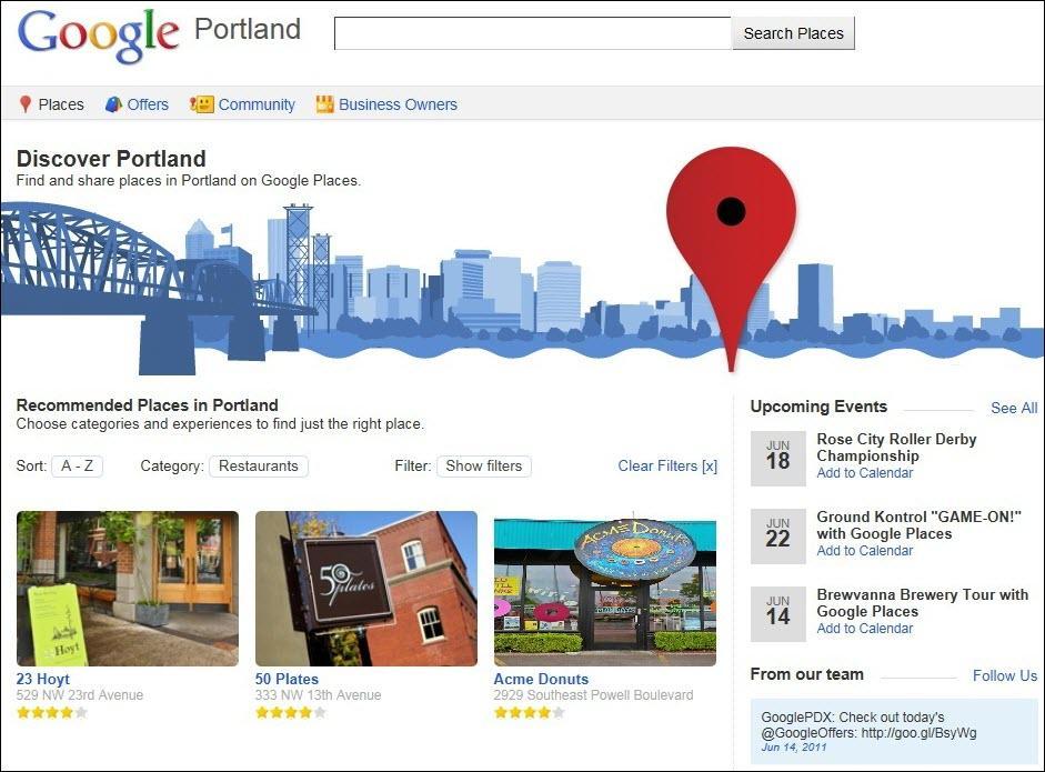 Google Portland