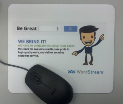 Core Values Mouse Pad