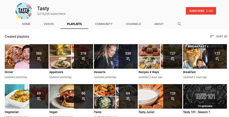 using playlists to grow youtube subscriber base