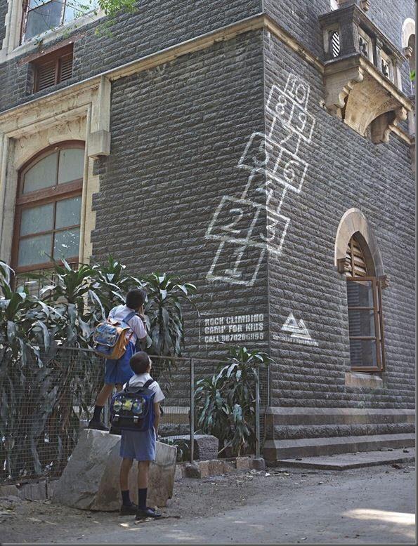 Graffiti as an Advertisement