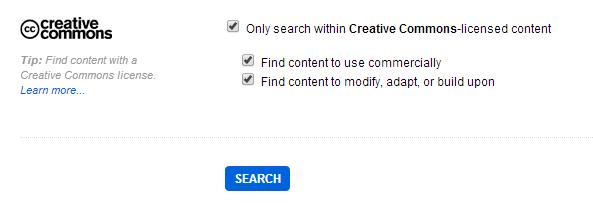 creative commons UGC