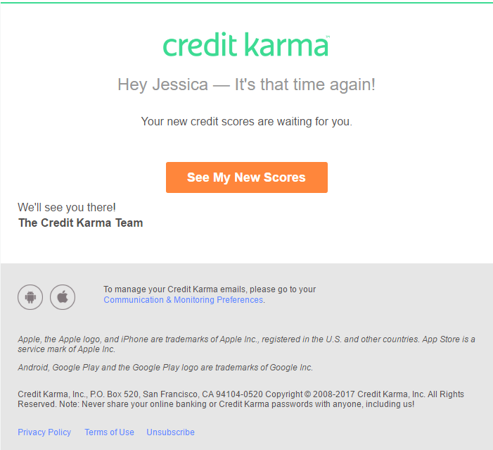 email marketing using personas
