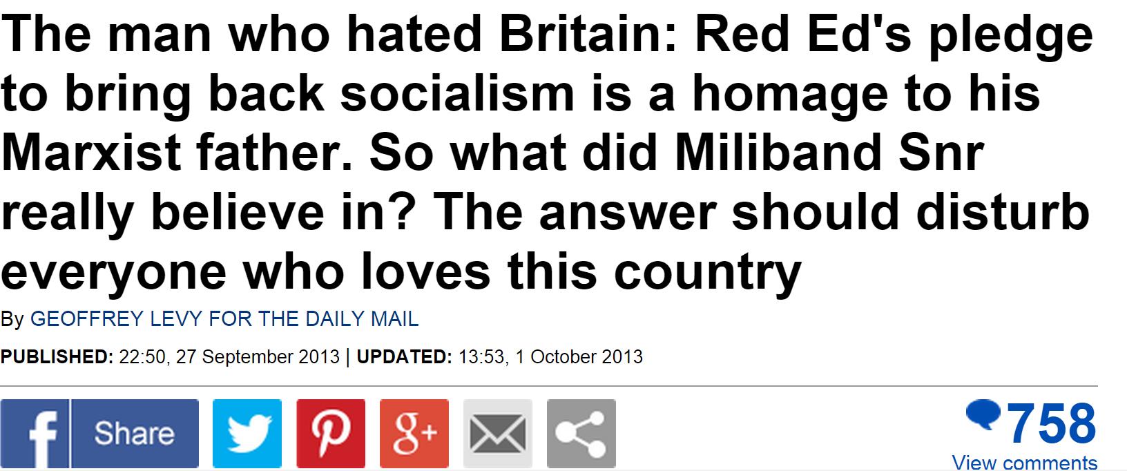 Curiosity gap Daily Mail clickbait
