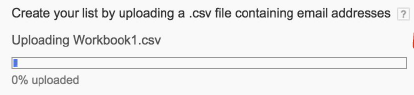 customer match setup processing