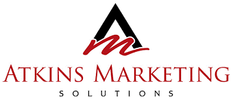 Customer Spotlight Atkins Marketing Solutions logo