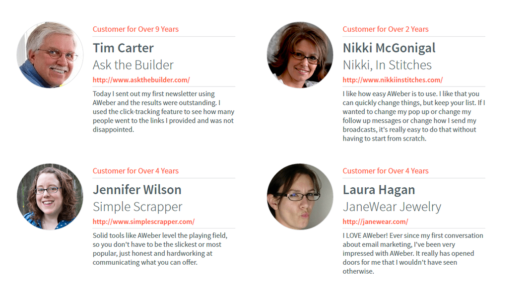 Customer testimonials customer lifecycle