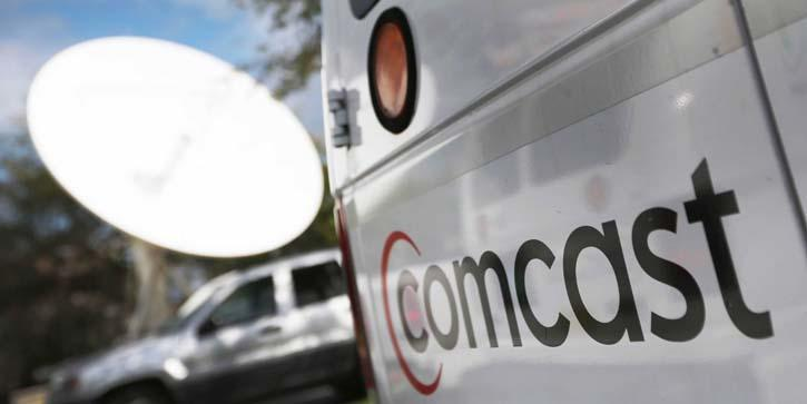 Customer testimonials Comcast