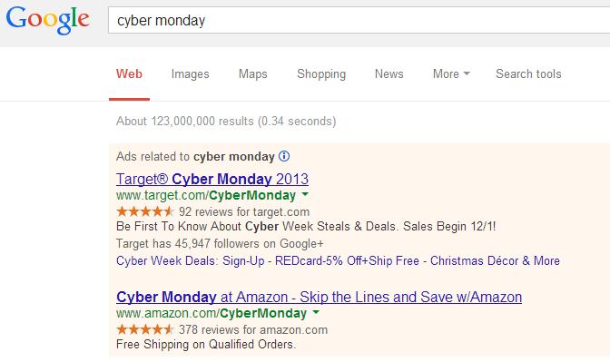 Cyber Monday PPC