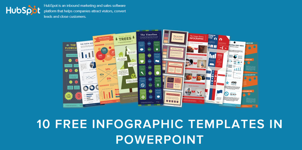 Demand generation HubSpot infographic content download