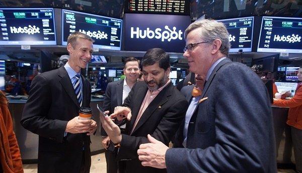 HubSpot IPO NYSE
