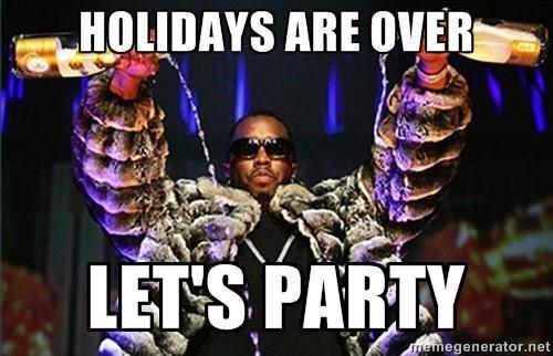 Digital Marketer Holidays
