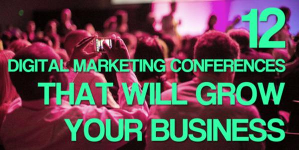 Digital marketing conferences