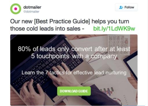effective twitter ads