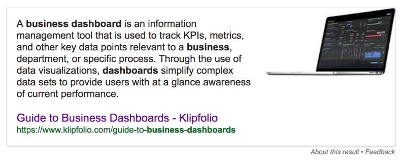 how to earn featured snippets