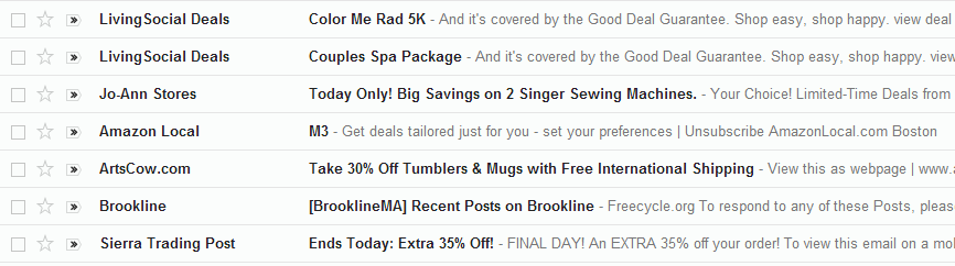 good subject line for email online dating