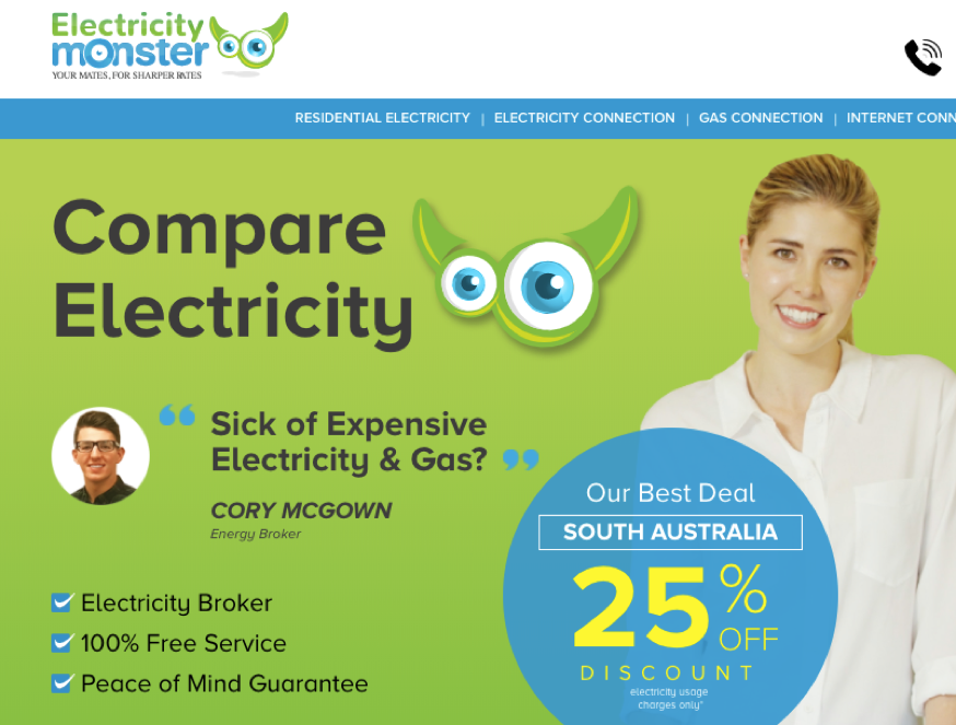 customer spotlight on electricity monster