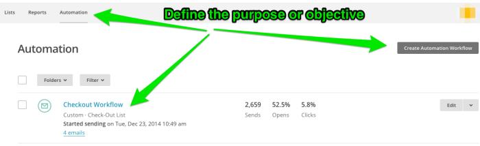 automação de e-mail para mais clientes