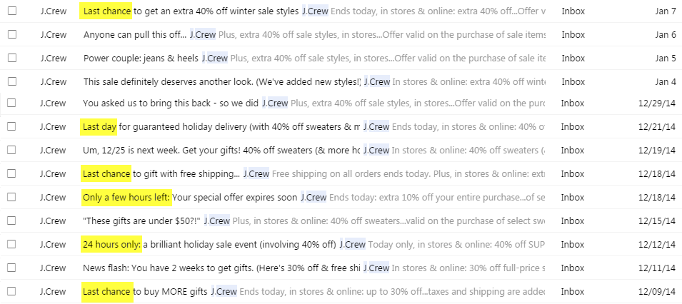email marketing subject line mistakes