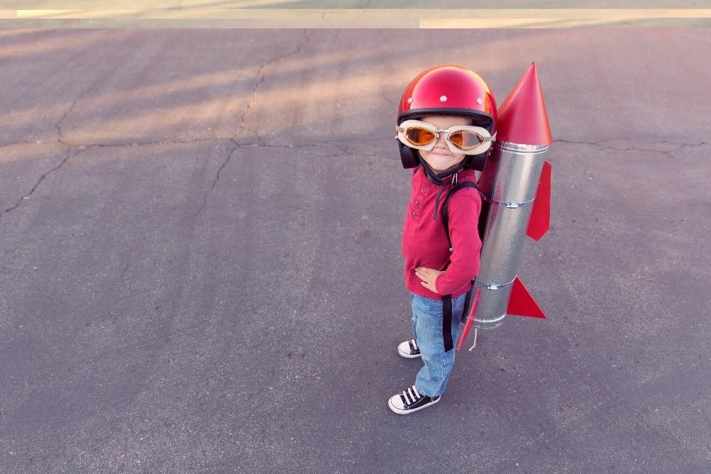 wordstream rocket kid