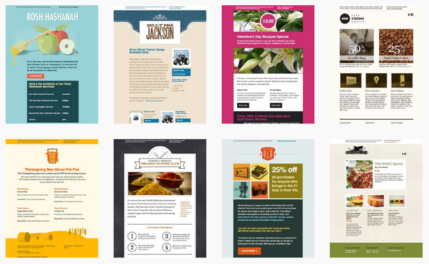 7 Spots To Score Free Email Marketing Templates