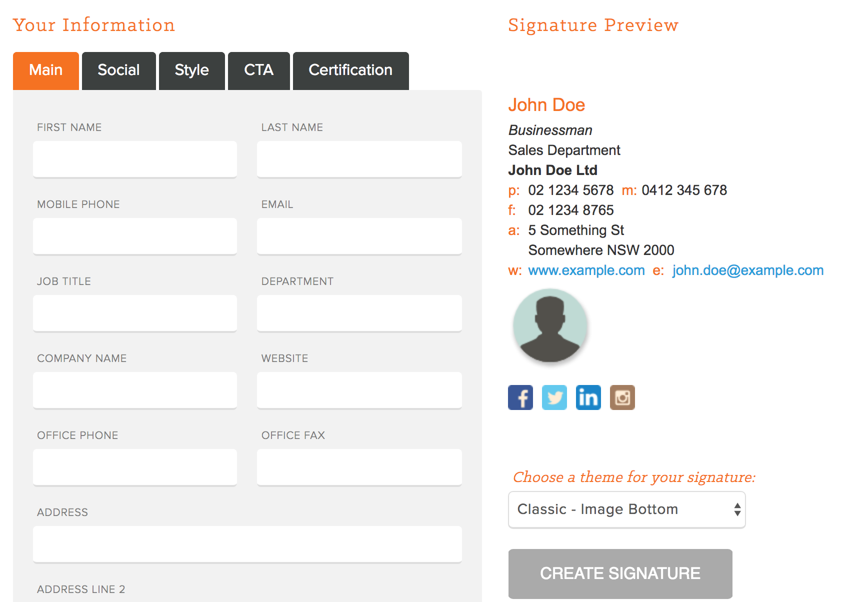 7 Ways Email Signatures Can Drive Signups, Follows, and Conversions ...