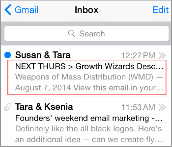 too long email subject lines