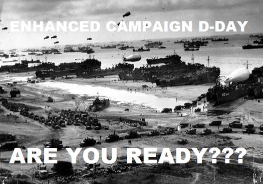 Enhanced Campaigns deadline