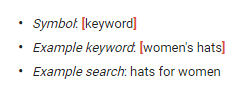 exact match keywords have changed google adwords