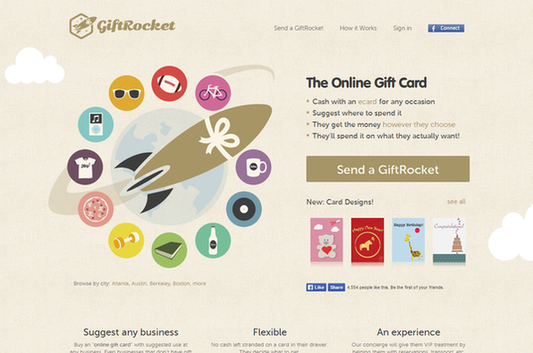 examples of great landing pages