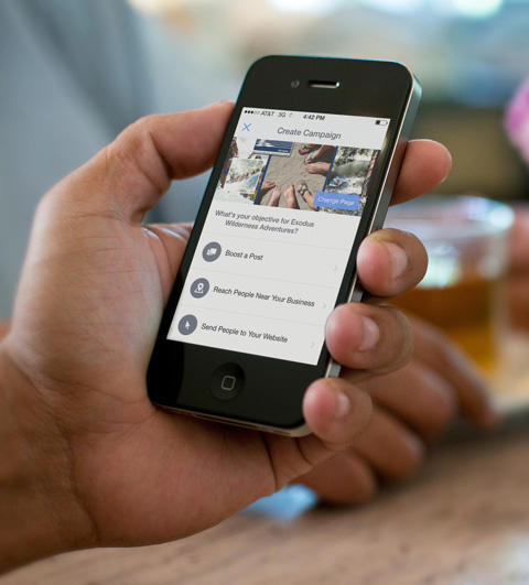 Facebook ad tips mobile campaign management
