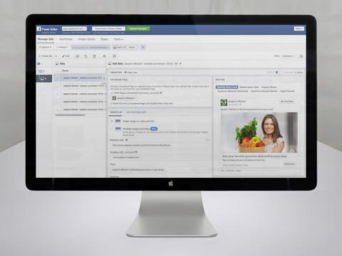 Facebook ad tips Power Editor
