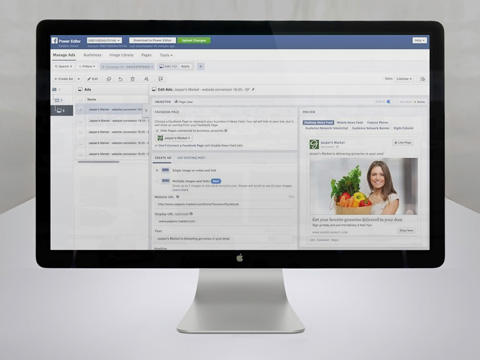 Facebook ad tips Power Editor