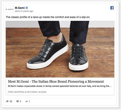 facebook direct response marketing ads