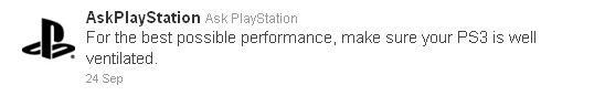 Demander à la PS3