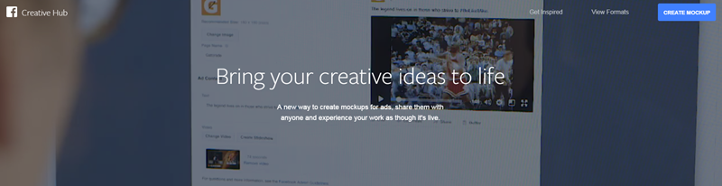 facebook creative hub for ad creative inspiration