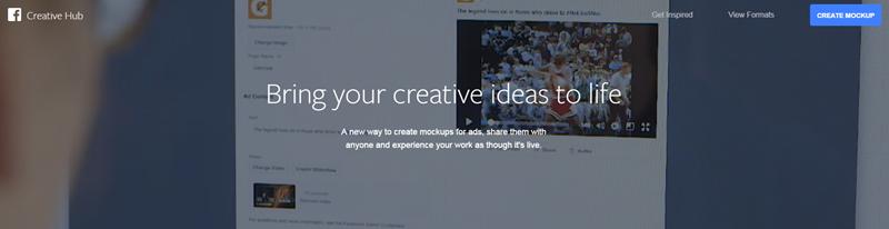 facebook creative hub for ad creative inspiration