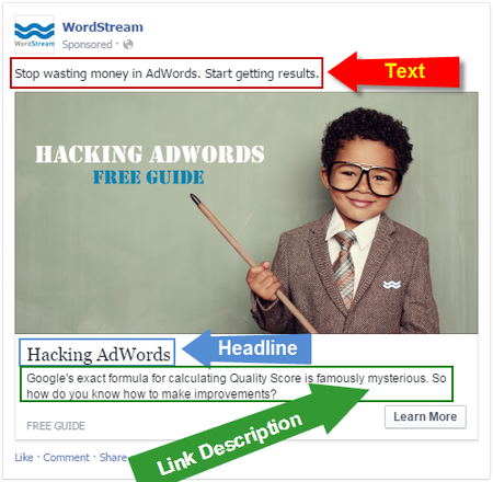 how to create effective ad on facebook