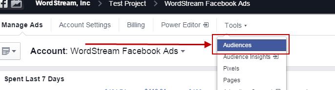 Facebook for lead gen audiences