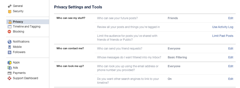Facebook Graph Search & Privacy Concerns: Should You Be Worried?