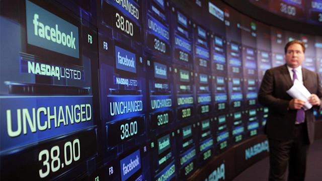 Facebook NASDAQ stock ticker ABC News