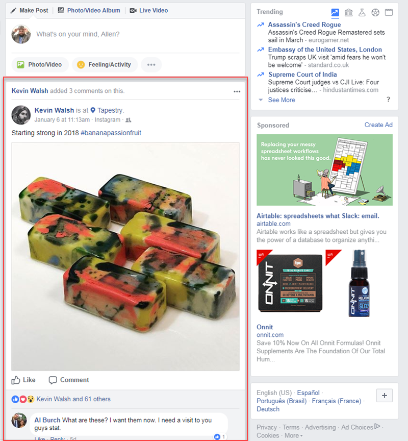 facebook news feed changes impact smb advertisers