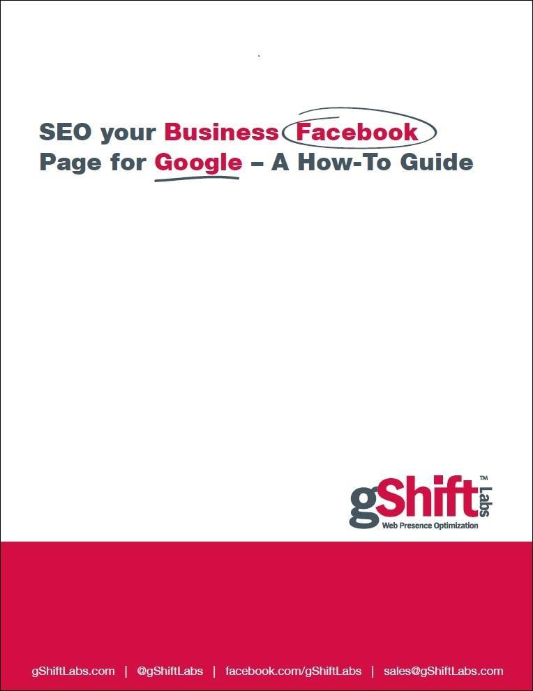 Facebook SEO Guide