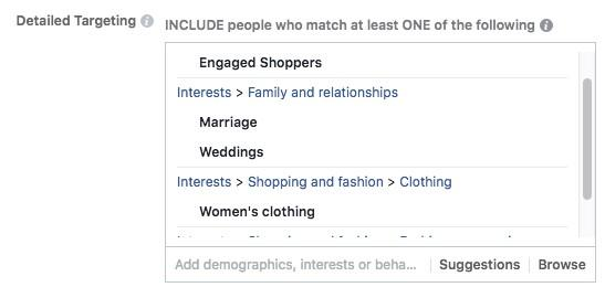 facebook retail marketing