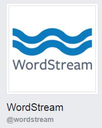 wordstream facebook profile picture