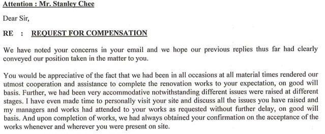 Freelance writing work bad email example