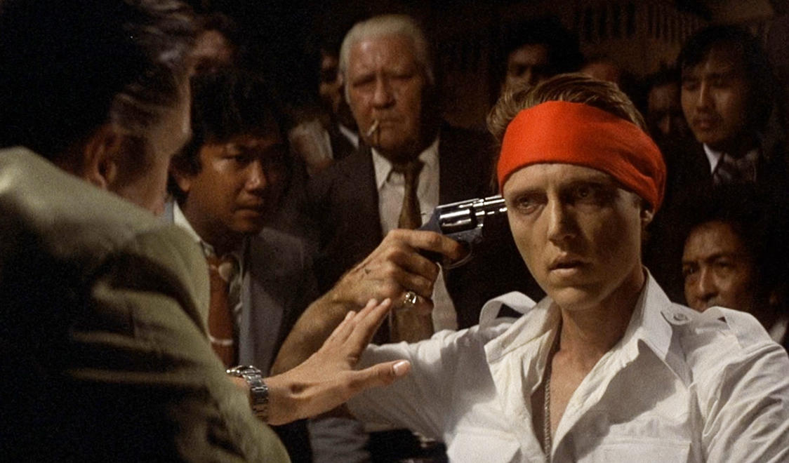 Freelance writing work Christopher Walken The Deer Hunter Russian roulette scene