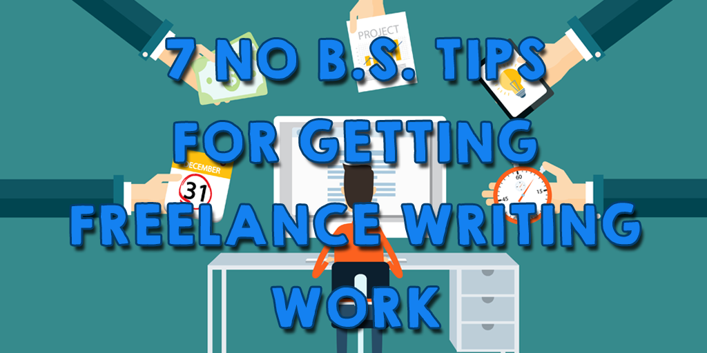 Finding freelance writing work