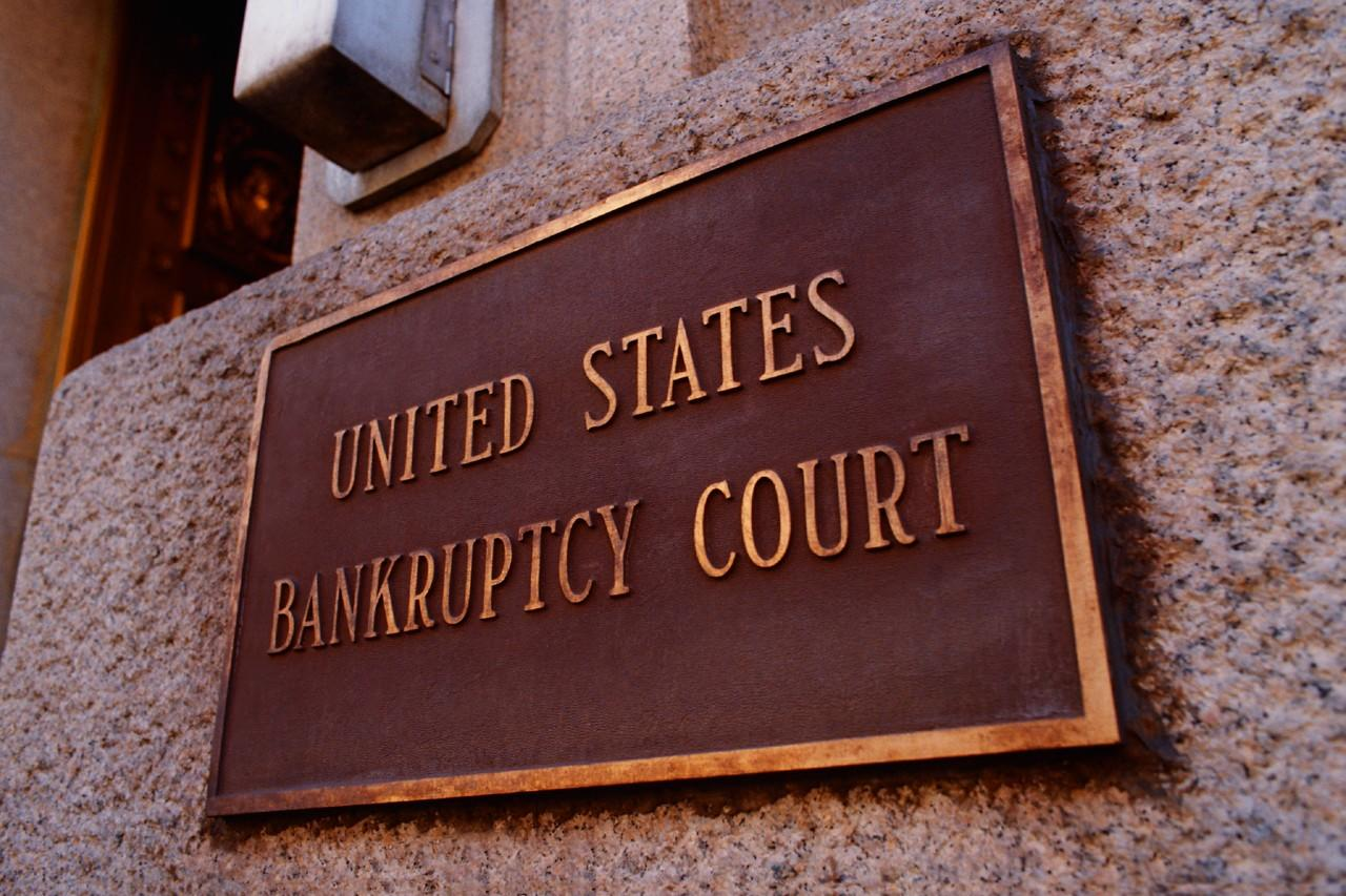 Freelancer's guide to taxes bankruptcy court building exterior
